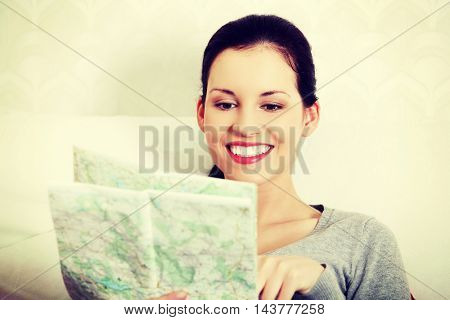 Searching in map.