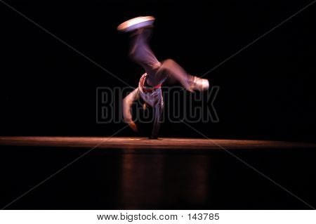 Hip Hop Dancer - B Boy