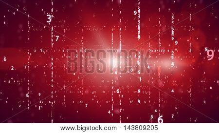 Random Numbers Code Screen Listing Table Cypher