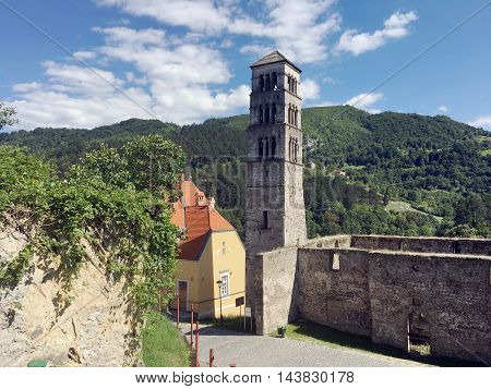 Travel to Europa-Jajce in the Bosnia and Herzegovina