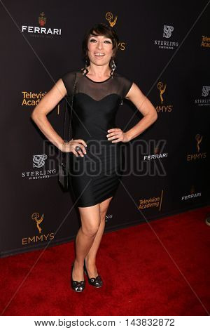 LOS ANGELES - AUG 22:  Naomi Grossman at the Television Academy's Performers Peer Group Celebration at the Montage Hotel on August 22, 2016 in Beverly Hills, CA