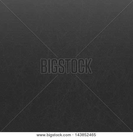 scratched gray background. scratches and abrasions, vector illustration.