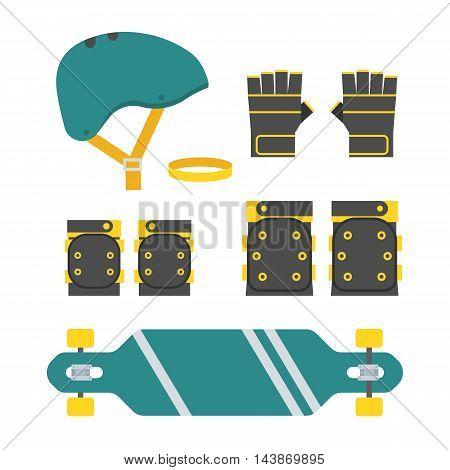 Skateboarder Protection Set