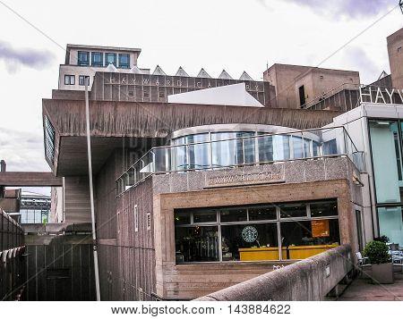 Hayward Gallery London (hdr)