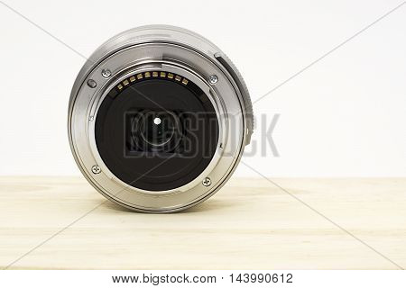 lens mount bayonet for camera fitting connect.