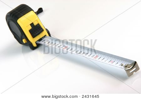 Black And Yellow Meter