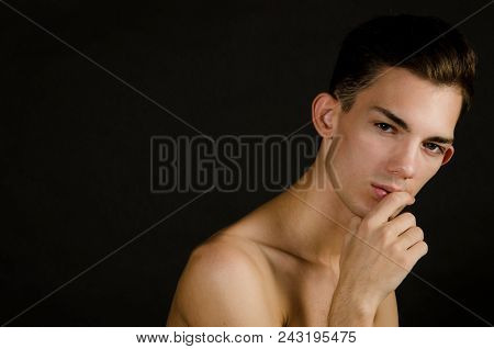Male Beauty And Facial Care. Male Beauty And Facial Care.