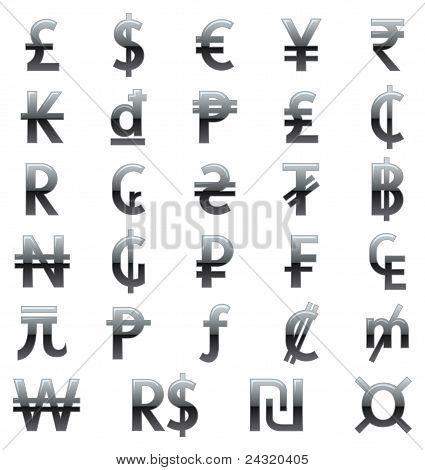 Currency Symbol Images Illustrations Vectors Free Bigstock