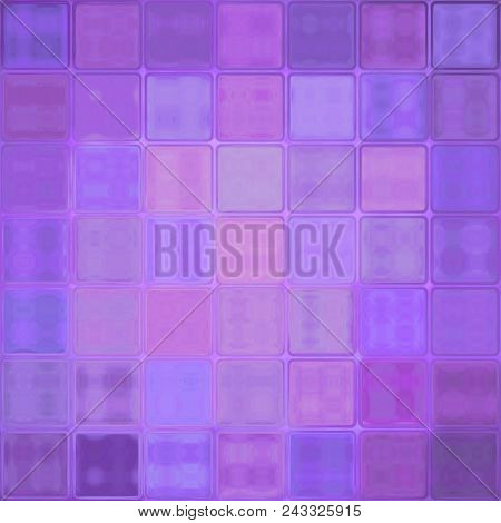 Violet Pink Cubic Cubes Poly Squares Abstract Seamless Texture Background