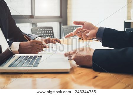 Hands Holding Small House After Signing Contract,concept For Real Estate,insurance And Safety Concep