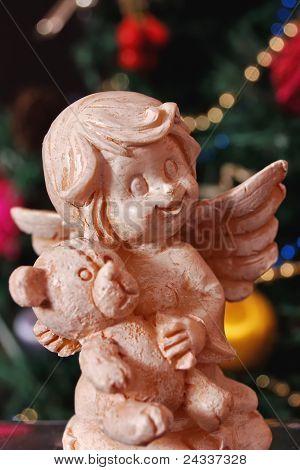Angyal, karácsony