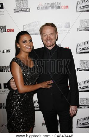 BEVERLY HILLS, CA - OCTOBER 14: Jared Harris, guest at the 25th American Cinematheque Award Honoring Robert Downey Jr. held at The Beverly Hilton hotel on October 14, 2011 in Beverly Hills, California