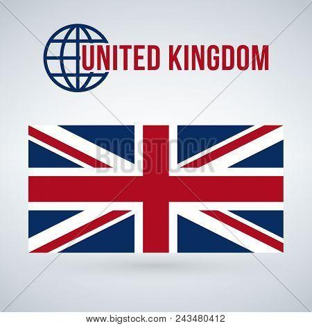 Vector United Kingdom Flag, United Kingdom Flag Illustration, United Kingdom Flag Picture, United Ki