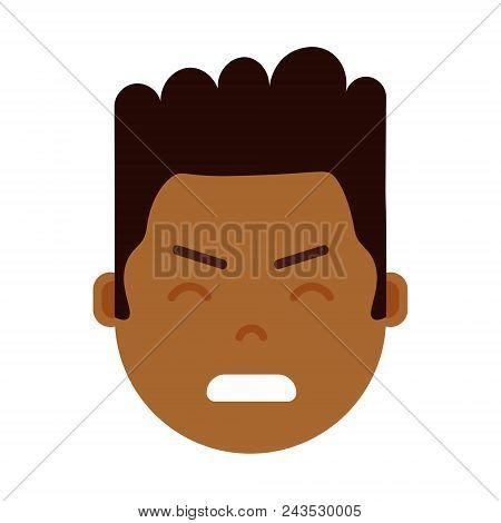 African Boy Head Vector & Photo (Free Trial) | Bigstock