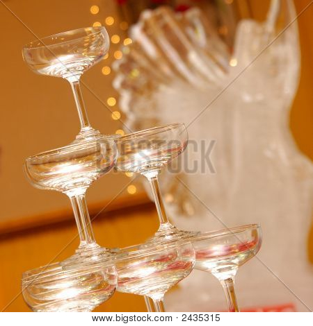 Stack Of Glasses