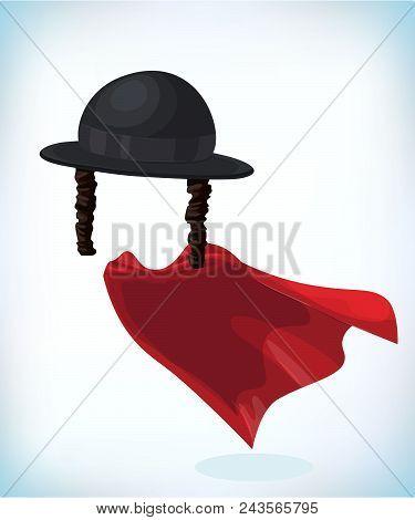 Orthodox Jewish Hat Vector Photo Free Trial Bigstock