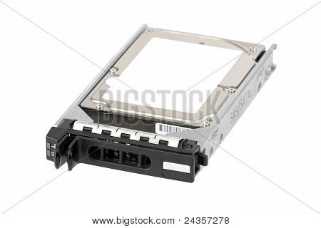 Two And Half Inch Hard Drive Closed