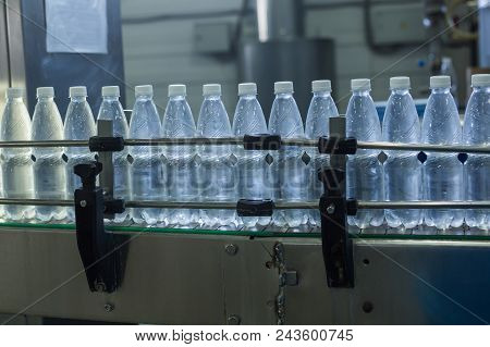 Water Factory - Water Bottling Line For Processing And Bottling Pure Spring Water Into Small Bottles