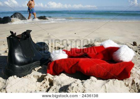 Dez 07 Santa entspannenden Stephanstag