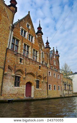 Bruges. Belgium