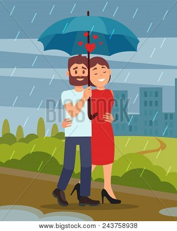 Young Loving Couple Vector Photo Free Trial Bigstock