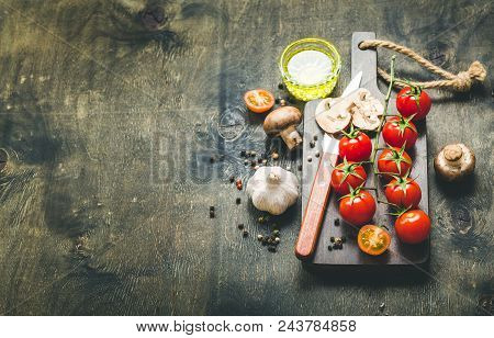 Cooking Food Background