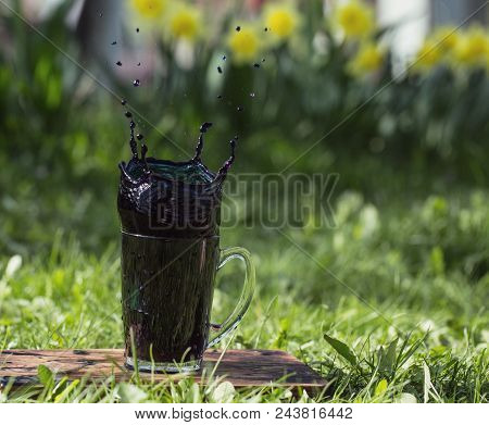 Splash Outdoor. Splash In The Cup. Morning Mood