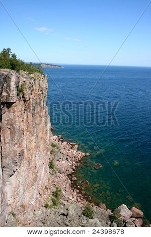Palisade Head on a Blue Day