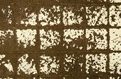 old and grunge floor background and texture poster