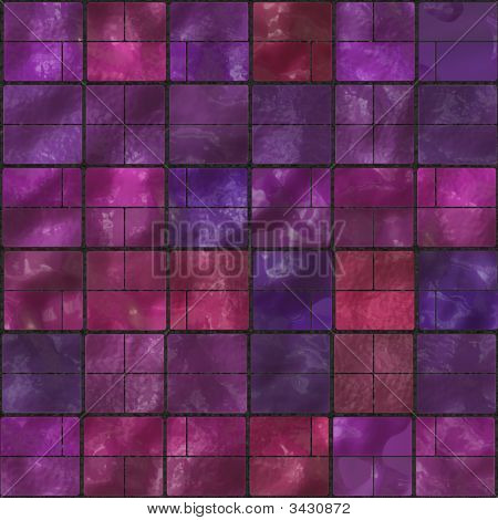 dark purple ceramic tiles seamlessly tillable as a pattern poster