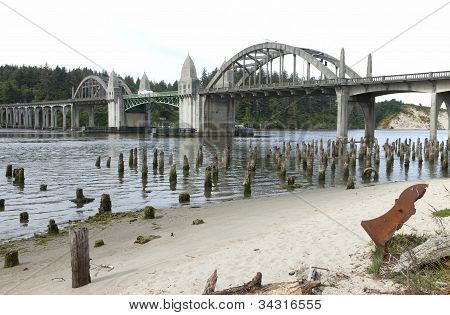 Bridge Crossings, Florence Or.