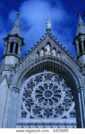 Part Of The Cathedral, Cobh Ireland
