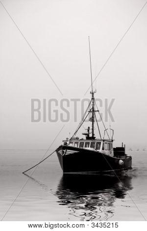 New England Fishing Boat