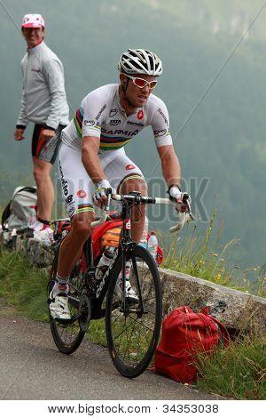 The Cyclist Thor Hushovd