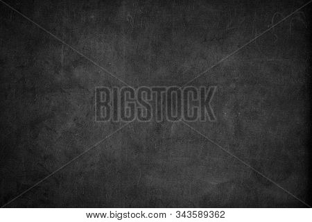Blank Front Real Black Chalkboard Background Texture In College Concept For Back To School Kid Wallp
