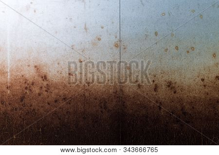 Grunge Abstract Dirty Textured Surface As Background, Spotty And Stained Pattern