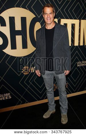 LOS ANGELES - JAN 4:  Josh Stamberg at the Showtime Golden Globe Nominees Celebration at the Sunset Tower Hotel on January 4, 2020 in West Hollywood, CA