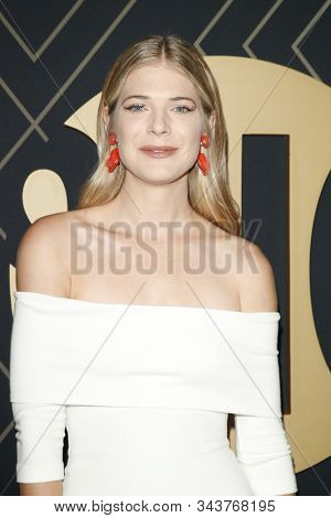 LOS ANGELES - JAN 4:  Kate Miner at the Showtime Golden Globe Nominees Celebration at the Sunset Tower Hotel on January 4, 2020 in West Hollywood, CA