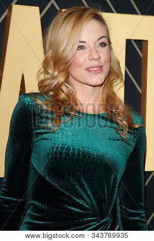 LOS ANGELES - JAN 4:  Molly Burnett at the Showtime Golden Globe Nominees Celebration at the Sunset Tower Hotel on January 4, 2020 in West Hollywood, CA