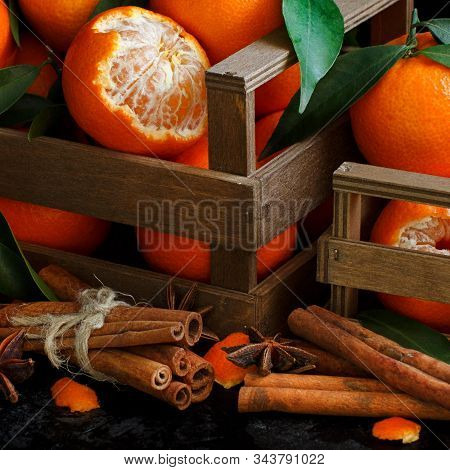 Mandarins And Spices
