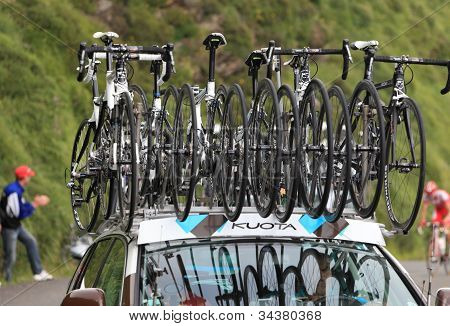 Kuota Bikes Of Ag2R La Mondiale Team