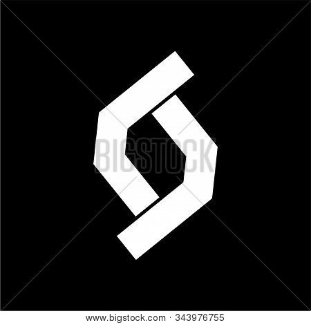 S, Lsj, Lsl, So, Lso, Loj, Lol Initial Geometric Company Logo And Vector Icon