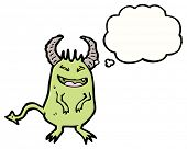 mischievous little devil poster