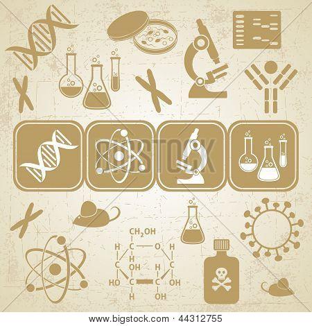 Molecular Biology Science Card