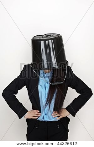 Bucket On Head