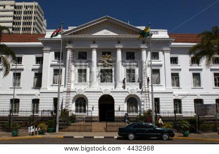 Rathaus in nairobi