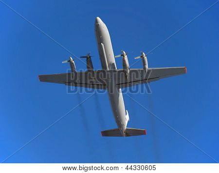 The Ilyushin Il-18 is a large turboprop airliner that became one of the best known Soviet aircraft of its era as well as one of the most popular and durable, having first flown in 1957 and still being in civilian use 56 years later. poster