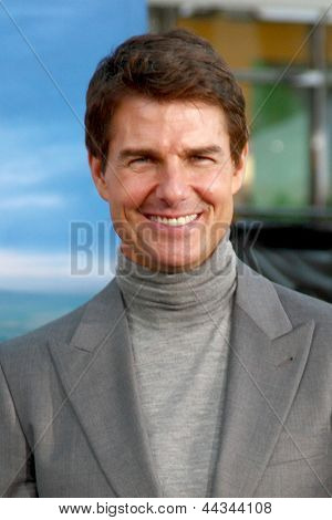 LOS ANGELES - APR 10:  Tom Cruise  at the