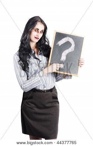 Zombie Businesswoman