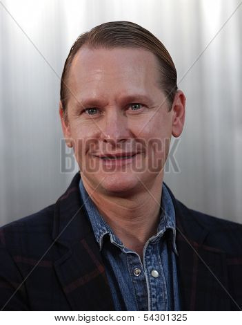 LOS ANGELES - OCT 02:  Carson Kressley arrives to the